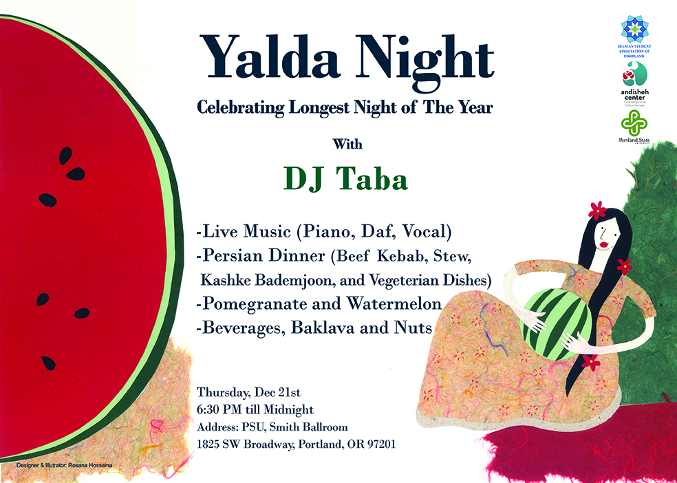 Celebrating the Longest Night of the year!